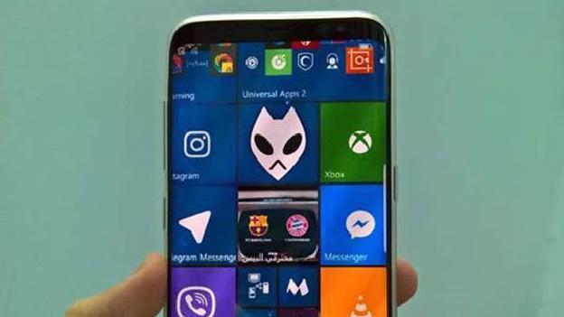 Galaxy S8: esiste davvero una versione con Windows 10 Mobile?