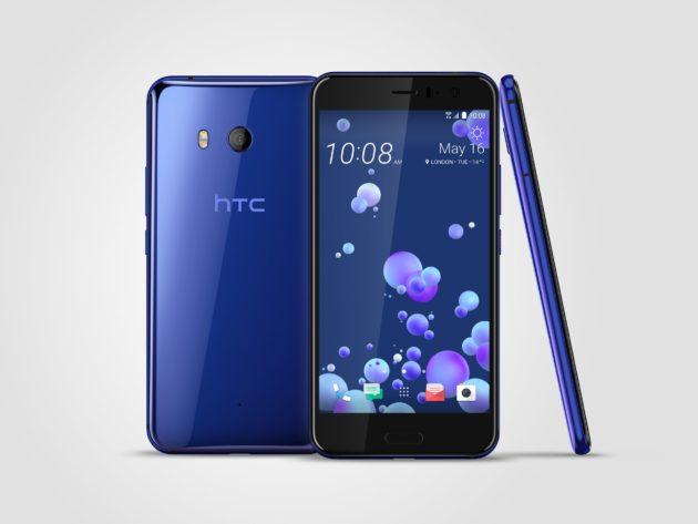 HTC U11 è ufficiale, ecco il guanto di sfida di HTC