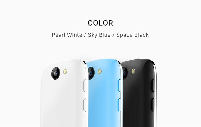 Jelly, lo smartphone che se ne frega delle dimensioni (l'importante è usarlo bene, no!)(1)