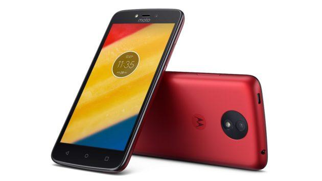 Motorola Moto C e Moto C Plus in vendita a 109,99 e 139,99 euro