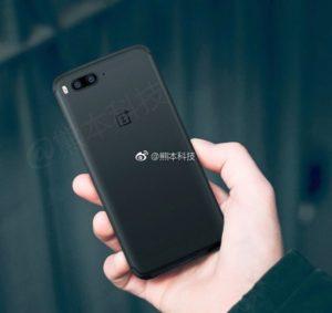 OnePlus 5 tre nuove foto mettono in luce alcuni possibili cambiamenti estetici (1)