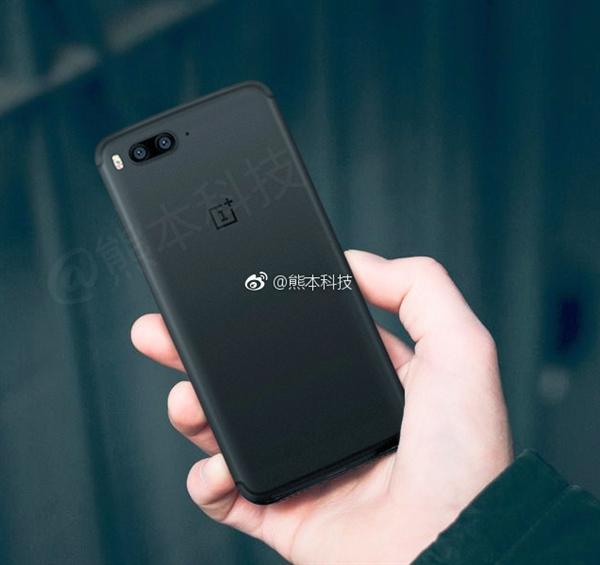 OnePlus 5, ecco la prima immagine dal vivo dello smartphone
