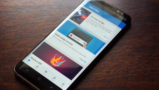 Opera Max si rifà il look e promette un elevato risparmio di dati su Facebook