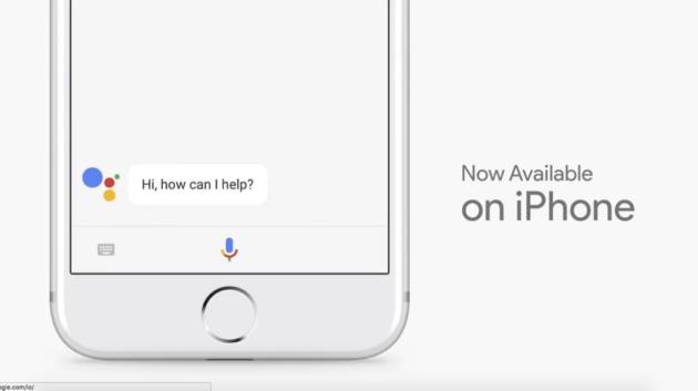 Google Assistant si unisce al lato oscuro: disponibile per iOS [Google I/O]