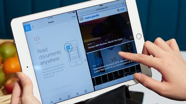 Tablet: mercato in caduta libera, ma c'è un produttore che ha validi motivi per sorridere