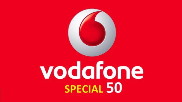 Vodafone: in arrivo una maxi promozione con ben 50 Giga?