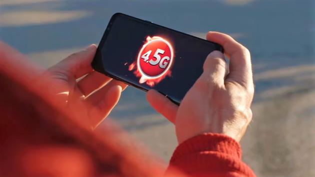 Vodafone ufficializza la sua rete 4.5G: si naviga fino ad 800 Mbps - VIDEO