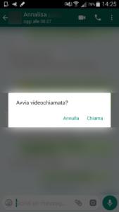 WhatsApp le prova tutte per invogliarvi ad utilizzare le videochiamate - FOTO (3)