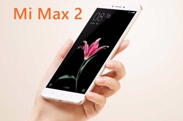 Xiaomi Mi Max 2: presentazione fissata il 25 maggio