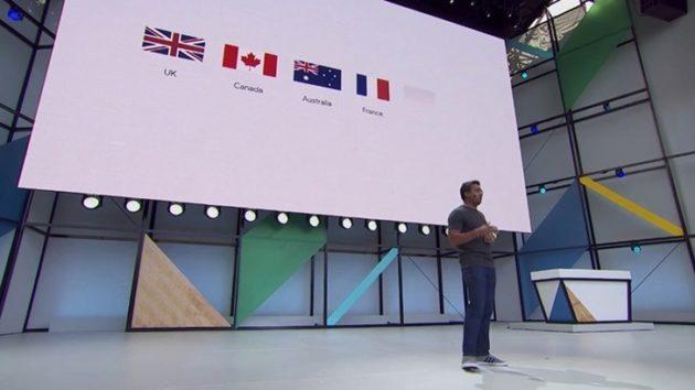 Google Assistant: supporto alla lingua italiana entro fine anno [Google I/O]