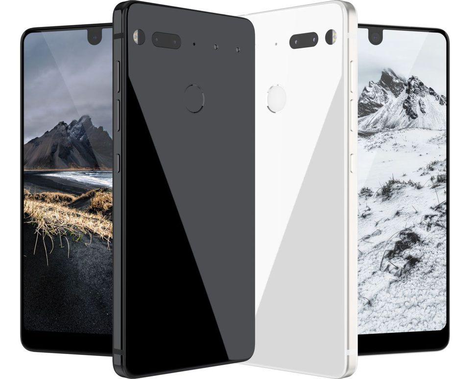 Essential Phone, lo smartphone modulare del papà di Android