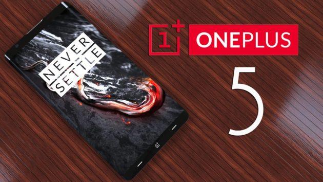 OnePlus 5: doppia fotocamera e batteria da 3.600mAh