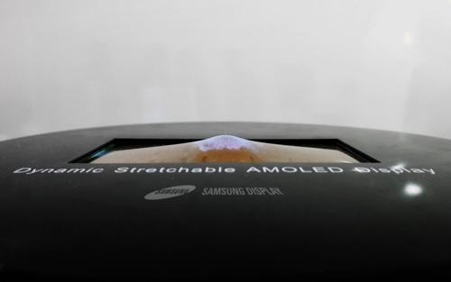 Display super flessibili e pannelli 4K da 1,9 pollici — Samsung