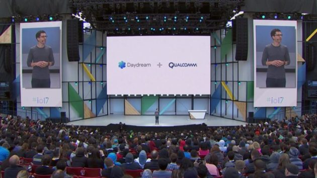 Daydream, in arrivo i primi visori VR standalone [Google I/O]