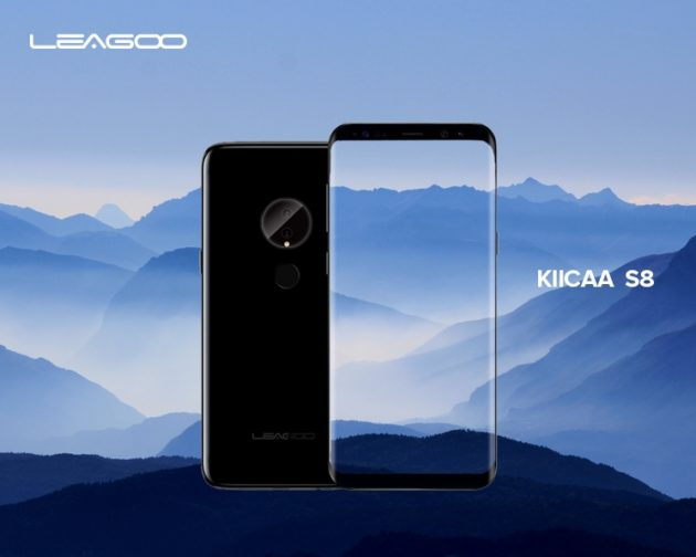 LEAGOO KIICAA S8 Premium: primo smartphone con MTK P23