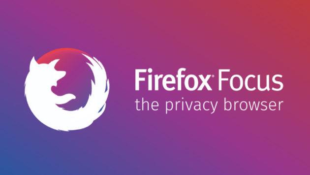 Firefox Focus: la soluzione di Mozilla per navigare anonimamente sul web