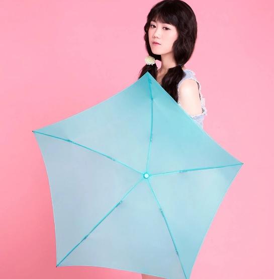 Xiaomi Huayang: l'ombrello ultra leggero in fibra di carbonio