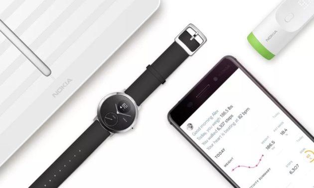 Nokia Body e BPM+: i nuovi device per il fitness di Nokia dopo l'acquisizione di Withings