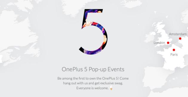 OnePlus 5: segui la diretta video dalle ore 18 su Androidiani.com