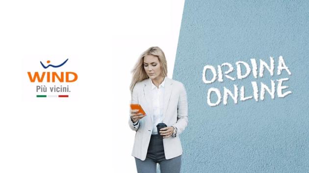 Wind Smart 10 Online Edition vi offre 1000 minuti ed 8 Giga