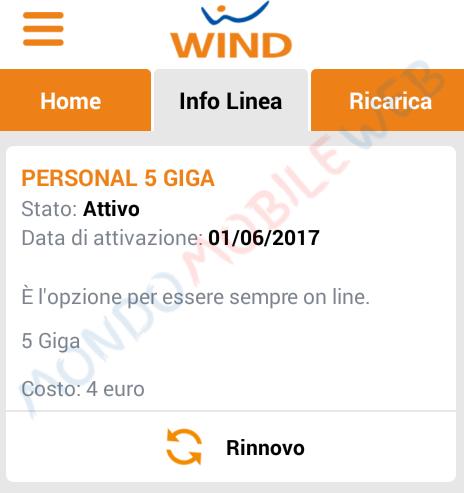 Wind, questa volta, pensa ai già clienti arriva Personal 5 Giga! (2)