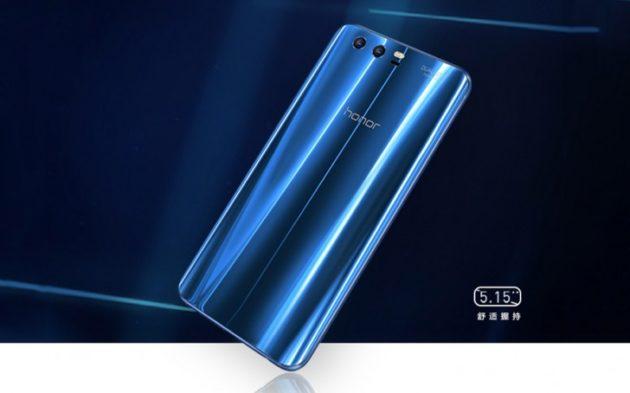 Honor 9 presentato ufficialmente in Cina, ecco le caratteristiche [Foto]