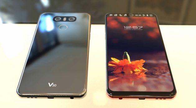 LG V30: tutto quello che sappiamo finora
