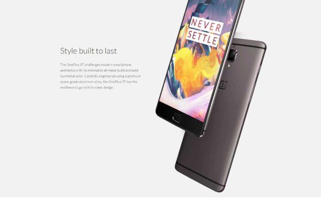 OnePlus 3T e OnePlus 5 in offerta su GearBest