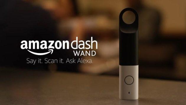 Amazon Dash Wand: arriva la seconda generazione