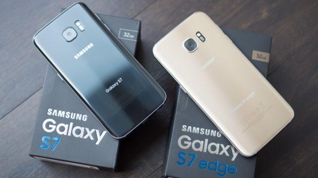 Galaxy S7 ed S7 Edge ricevono un nuovo aggiornamento
