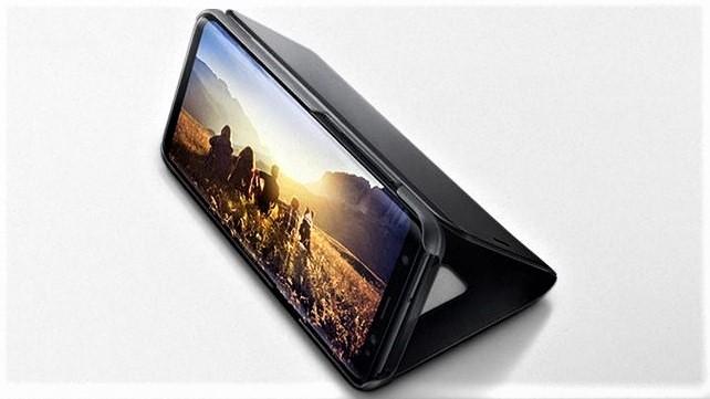 Galaxy S8 ed S8 Plus ecco i nuovi case ufficiali di Samsung - VIDEO (1)