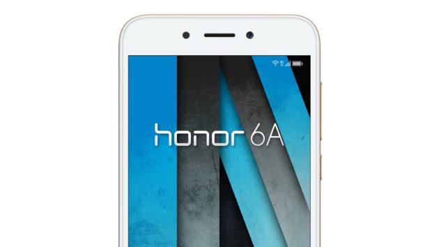 Honor 6A: il nuovo entry level del produttore cinese