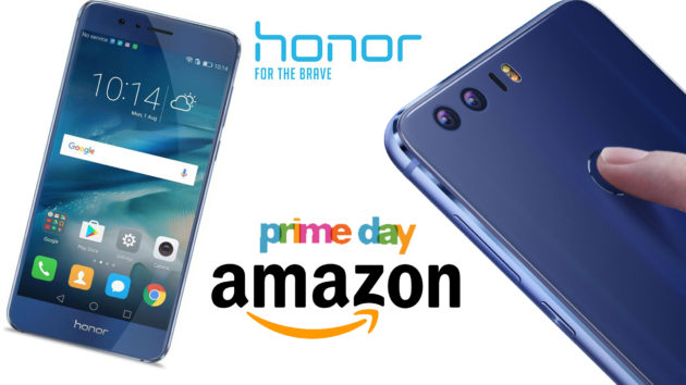Honor 8 Premium e 5X in sconto per l'Amazon Prime Day