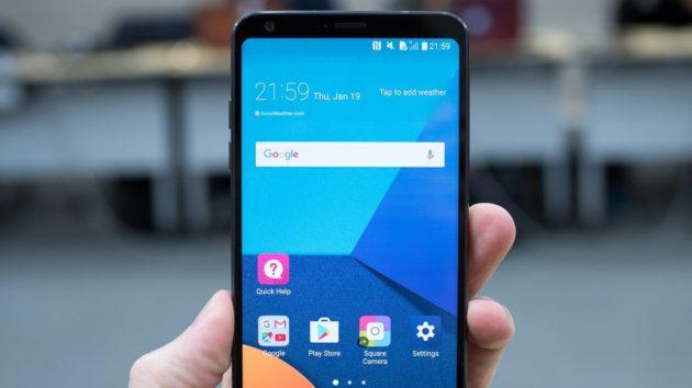 LG G6: l'offerta che lo rende un vero e proprio best buy