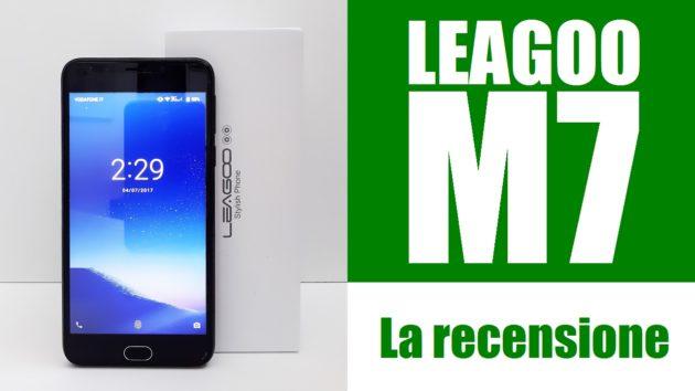 Leagoo M7, la recensione: un device per... nostalgici