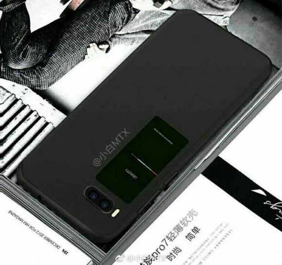 """Meizu PRO 7: ecco alcune funzioni del Dual Display"""""""