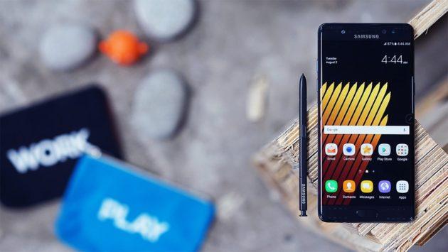 Note 7 FE: solo un Note 7 con batteria più piccola