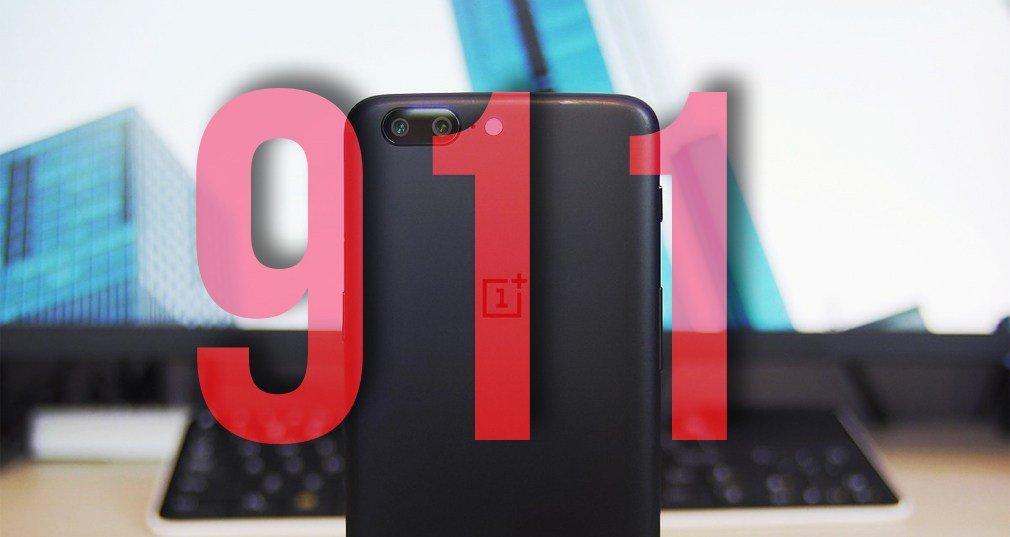 OnePlus 5 improvvisi riavvii durante le chiamate di emergenza - VIDEO (2)