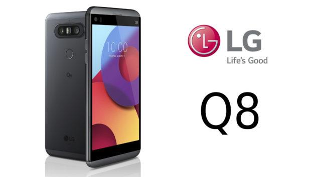 LG Q8 presentato ufficialmente con fotocamera grandangolare, display secondario e Snapdragon 820