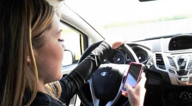 Smartphone alla guida Attenti, si rischia grosso!(2)