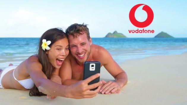 Vodafone Giga Vacanza regala ben 40GB per 2 settimane