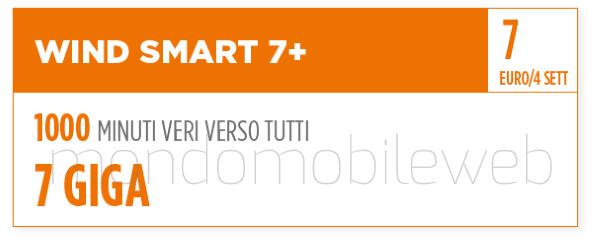 Wind Smart 7 Plus disponibile fino al 17 luglio (1)