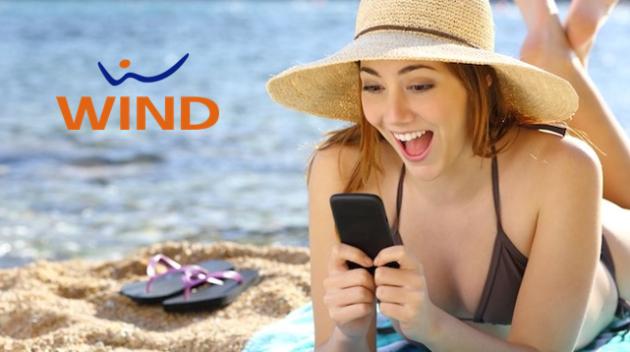 Wind: le migliori offerte disponibili fino al 17 luglio (si parte da 6 euro)