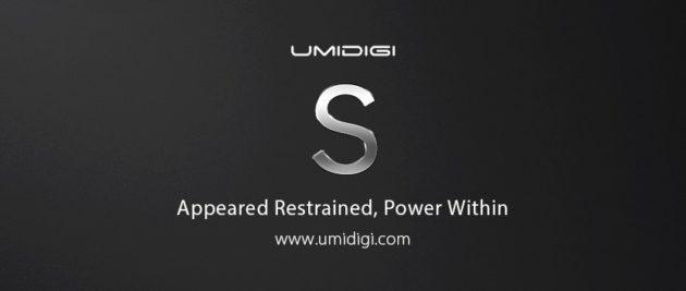 Svelato il primo smartphone UMIDIGI S-Class