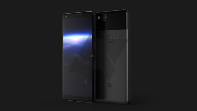 Google Pixel XL 2017 esce allo scoperto, ecco il nuovo look del Google Phone