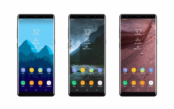 Galaxy S9, display simile a quello del Galaxy S8
