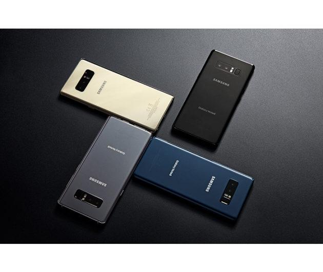 Samsung Galaxy Note 8 ufficiale: ecco tutte le novità