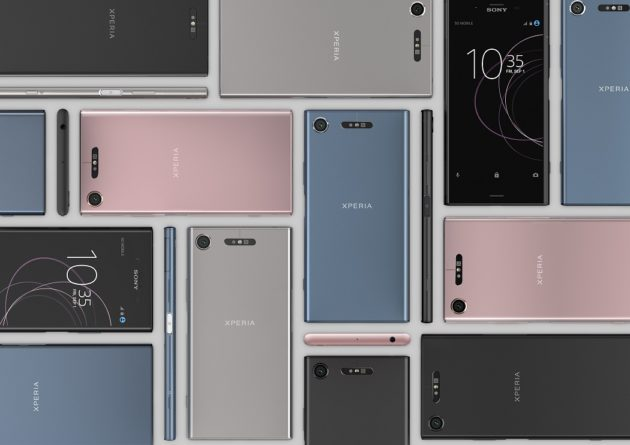 Sony presenta XZ1 , XZ1 Compact e XA1 Plus ad IFA 2017