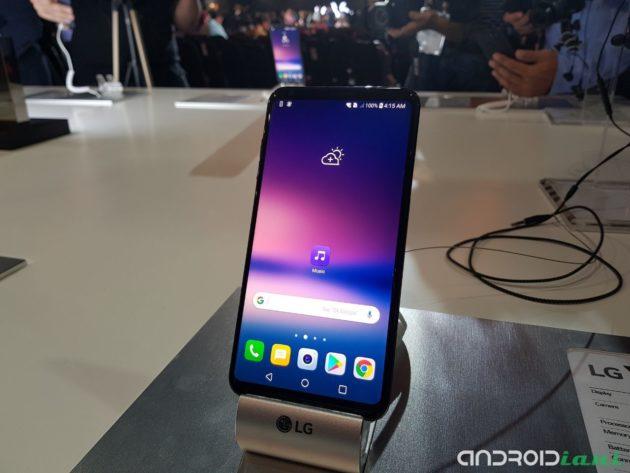 LG V30: ecco la presentazione ufficiale ad IFA 2017