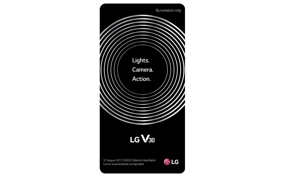 LG V30 avrà l'apertura della fotocamera più ampia in commercio